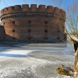 Old military fortification. Kaliningrad — Stock Photo #39515331