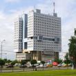 Stock Photo: House of Soviets in Kaliningrad, Russia