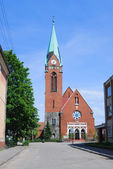 Rosenau Church — Stock Photo