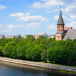 Stock Photo: Kenigsberg Cathedral. Kaliningrad