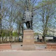 Monument to Duke Albrecht. Kaliningrad — Stock Photo #40479499