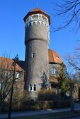 Belediye hydropathic kulesi. Svetlogorsk — Stok fotoğraf