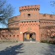 Stock Photo: Defensive tower Der Don