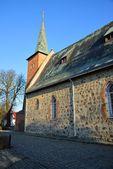 St. Nicholas Church in Kaliningrad — Stock Photo