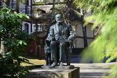 Monument to Academician Pavlov in Svetlogorsk — Stock Photo
