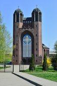 Lutheran Church of Cross — Zdjęcie stockowe