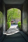 Old archway — Stock Photo