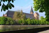 Kenigsberg Cathedral — Stock Photo