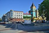 "Shopping center ""Kaliningrad passage"" — Stock Photo"