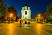 Christ the Saviour Cathedral in Kaliningrad — Stok fotoğraf
