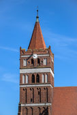 Kirche in Pravdinsk — Stock Photo