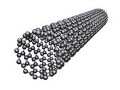 Carbon nanotube — Stock Photo