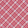 Tartan fabrics — Stock Photo
