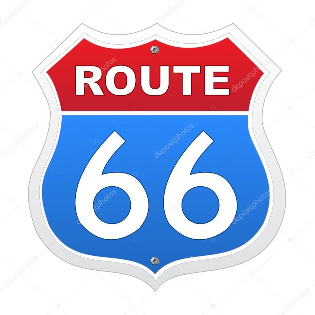 Original Route 66 Logo for Pinterest Jennifer Lawrence Kansas