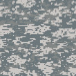 Digital camouflage seamless pattern - ベクター素材ストック
