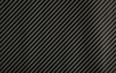 Texture of Carbon Fiber Sticker — Stock Photo