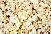 Texture of popcorn — Stock Photo