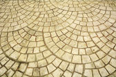 Chemin de pierre fond — Photo