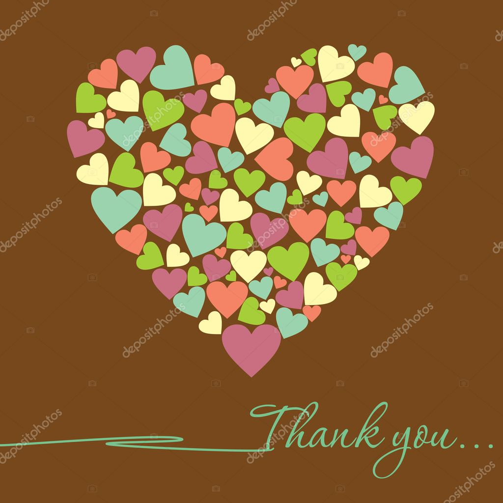 Cute love card design. vector illustration — 图库矢量图片 #12834877