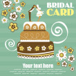 Royalty-Free Stock  : Wedding invitation