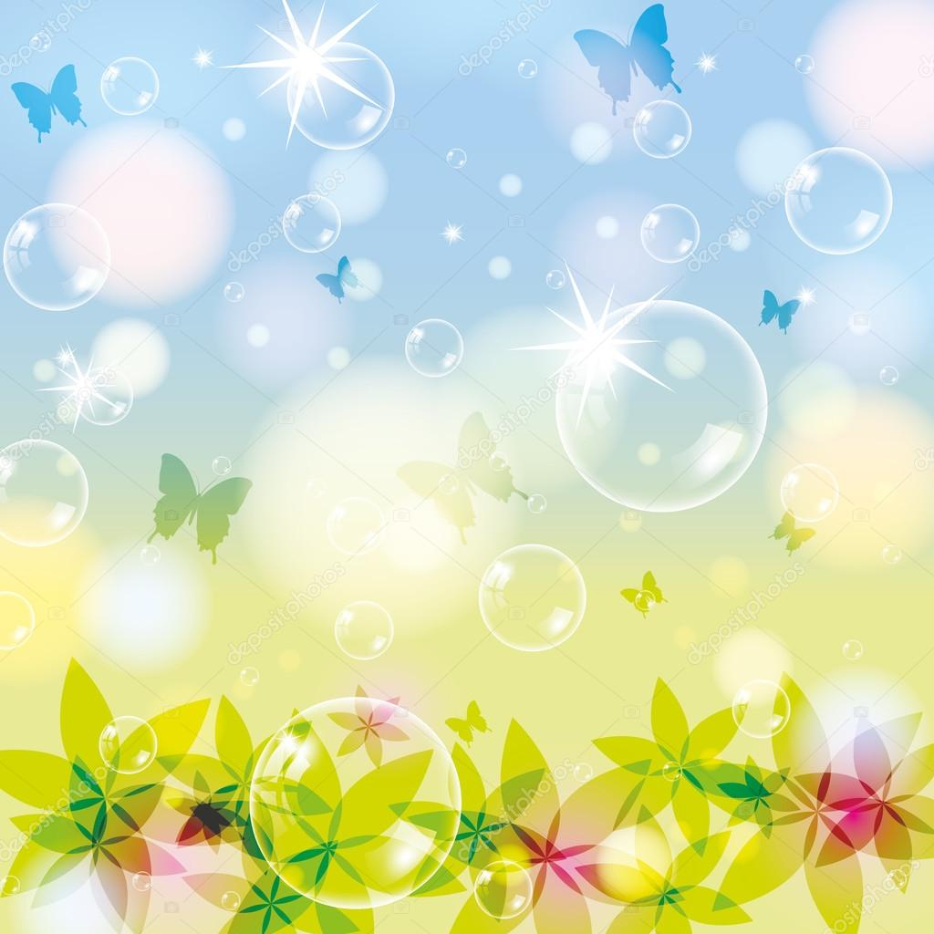 spring abstract background - photo #13