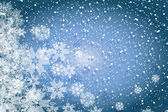 Abstract winter Christmas background — Stock vektor
