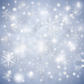 Abstract winter Christmas background — Vettoriale Stock