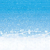Abstract winter Christmas background — Stockvektor