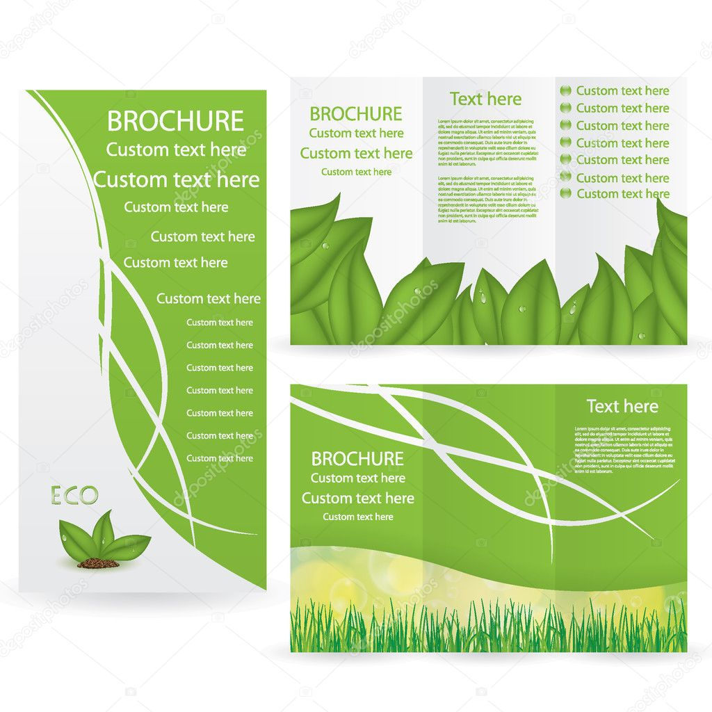 Coreldraw brochure design templates free download for Brochure design templates cdr format free download