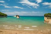 Incroyable beach Grèce Corfou — Photo
