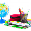School accessories - Stock Photo