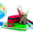 School accessories — Stock Photo