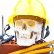 Working to death — Stockfoto