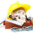Working to death — Stock Photo #12834210