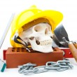 Stock Photo: Working to death