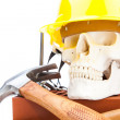 Stockfoto: Working to death