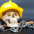 Working to death — Stock Photo #13194108
