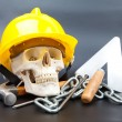 Working to death — Stock Photo #13194179