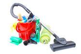 Material de limpeza — Fotografia Stock