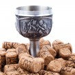 Wine chalice — Stock Photo #13381391