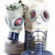 Stock Photo: Gas masks