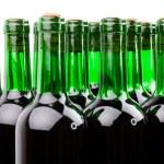 Wine bottles — Stock Photo #14094630