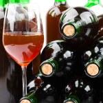 Wine bottles — Stock Photo #14094721