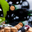 Wine bottles — Stock Photo #14094863