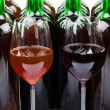 Wine bottles — Stock Photo #14094948