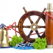 Maritime adventure - Stock Photo