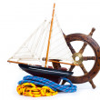 Maritime adventure — Stock Photo