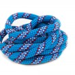 Stock Photo: Marine blue rope