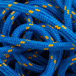 Marine blue rope — Stock Photo