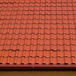 New red roof tiles — Stock Photo #16275467